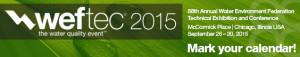 WEFTEC® 2015