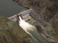 Water Controls for Dams