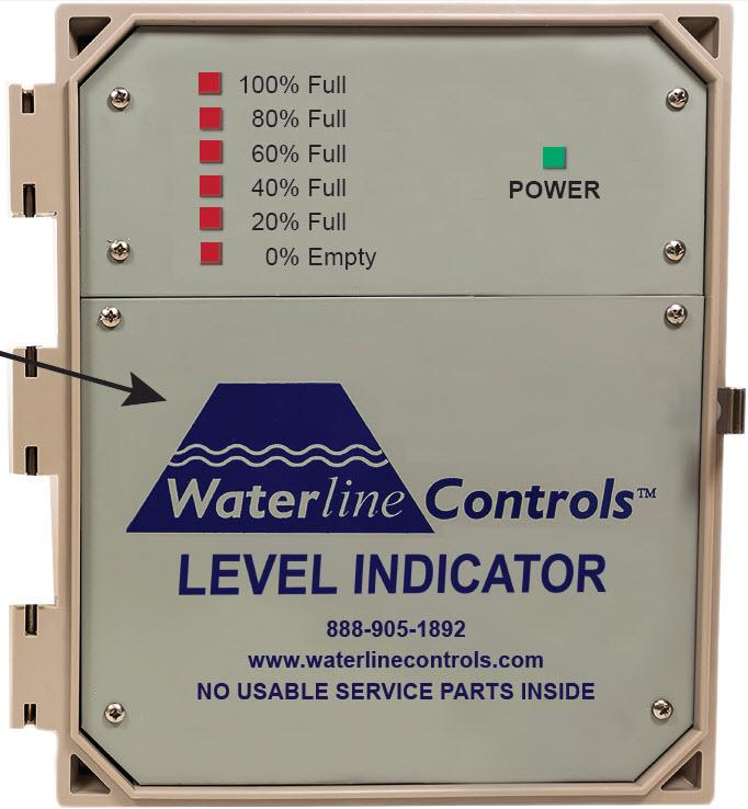 WLI Water level indicator
