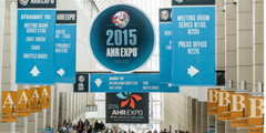 AHR Expo in Chicago