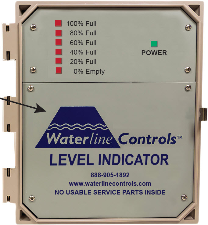 WLI Water level indicator