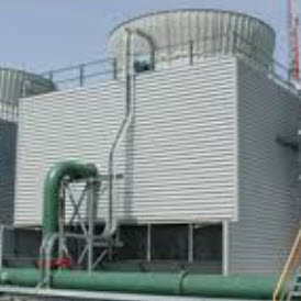 Commercial Cooling Tower Water Level Control