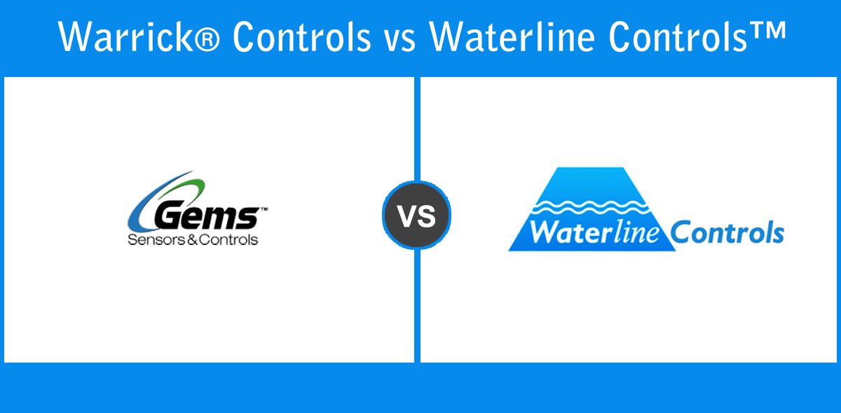 Warrick Controls vs Waterline Level Controls